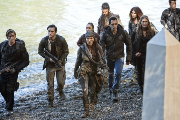 The Mission - The 100 Season 4 Episode 4