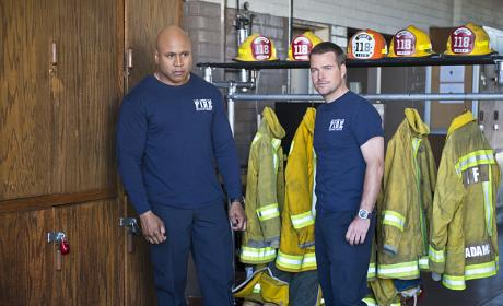Hot Agents! - NCIS: Los Angeles