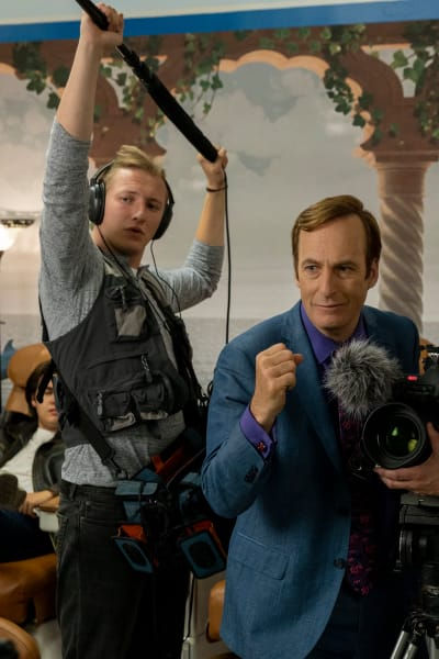 Saul Calls Action - Better Call Saul Season 5 Episode 6