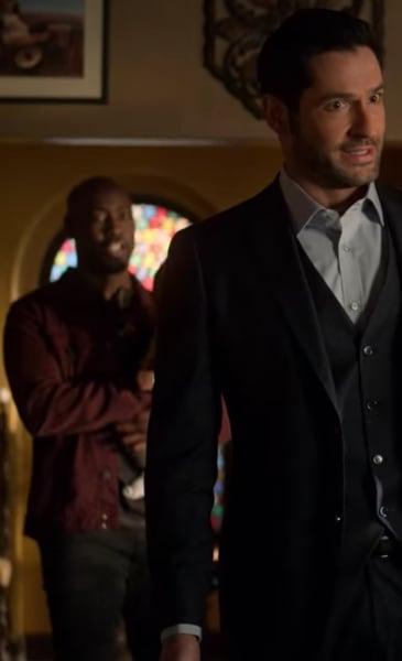 Amenadiel's Home - Lucifer Season 5 Episode 5