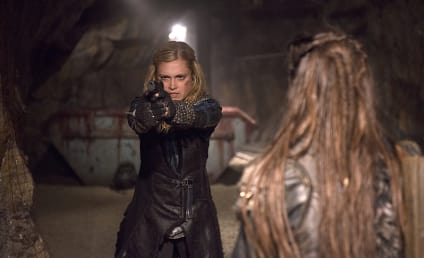 The 100 Post-Mortem: Why Did Clarke Leave? What Did Jaha See?