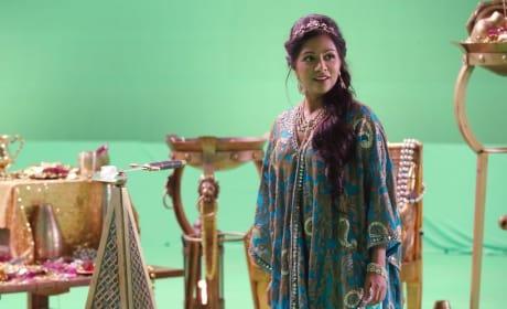 Princess Jasmine - Once Upon a Time Season 6 Episode 5