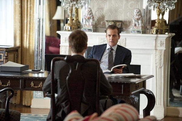 Suits Premiere Photo