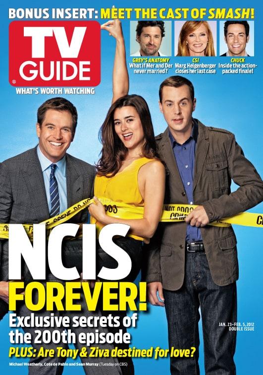 NCIS TV Guide Cover #3