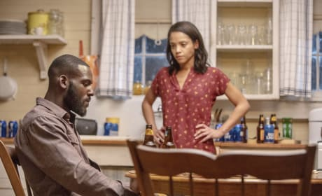 Darla Stands Up to Ralph Angel - Queen Sugar Season 3 Episode 6