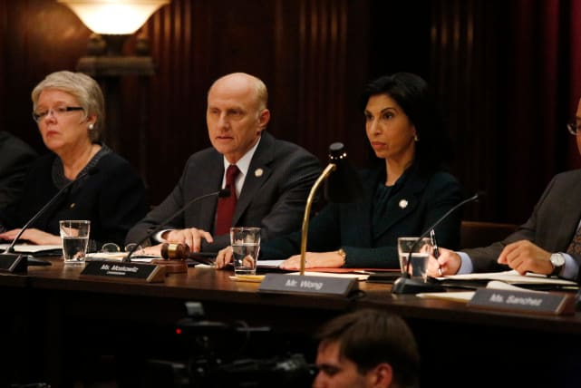 Scary Senators - Scandal Season 5 Episode 6