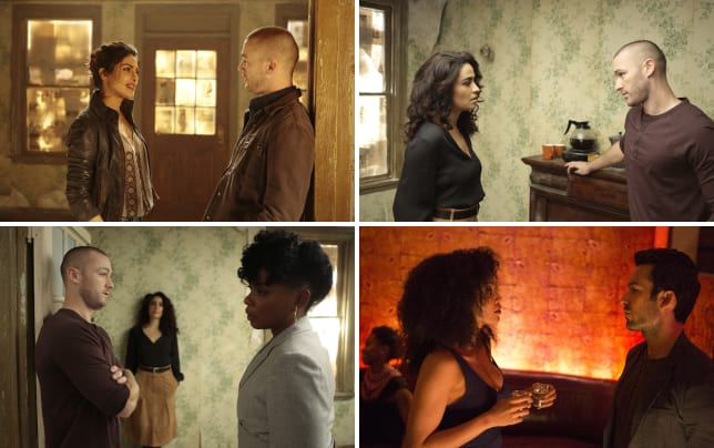 May the best agent win quantico s2e9