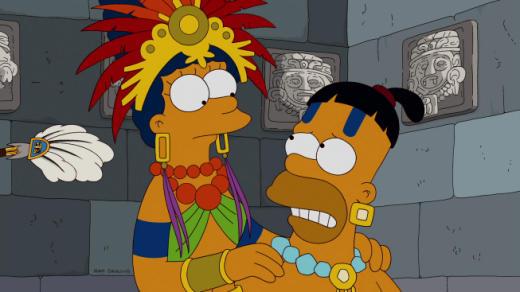A Mayan Homer
