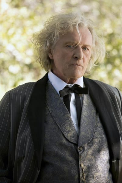Rutger Hauer on True Blood