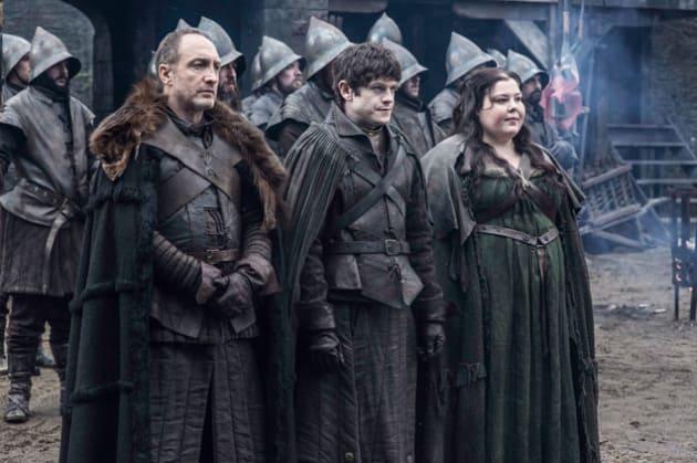 The Bolton Family - Game of Thrones Season 5 Episode 3
