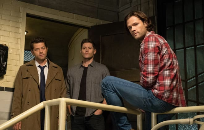 Supernatural to End After Season 15!!