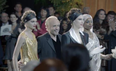 Runway Models- American Crime Story: Versace Season 1 Episode 2