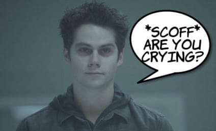 10 Times Teen Wolf Made You Cry Like a Werewolf