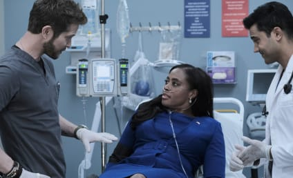 The Resident Season 4 Episode 2 Review: Mina's Kangaroo Court