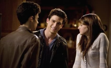 The Secret Life's Daren Kagasoff on Ricky and Amy