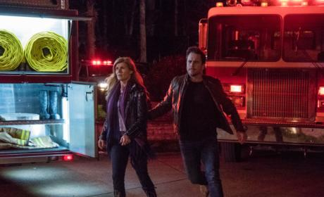 Rayna and Deacon emergency - Nashville Season 5 Episode 7