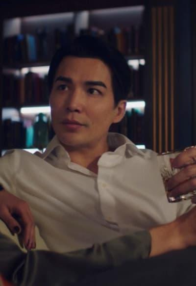 Kerwin and Zhilan - Kung Fu Season 1 Episode 9