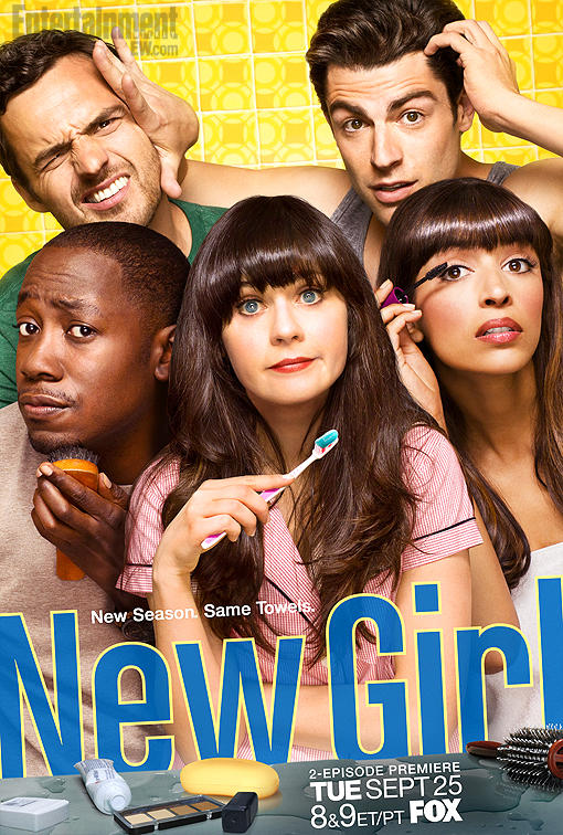 New Girl Season 2 Poster