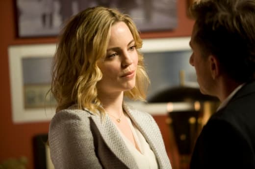 Melissa George on Lie to Me