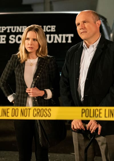 Mars Investigations Crime Scene Tape - Veronica Mars