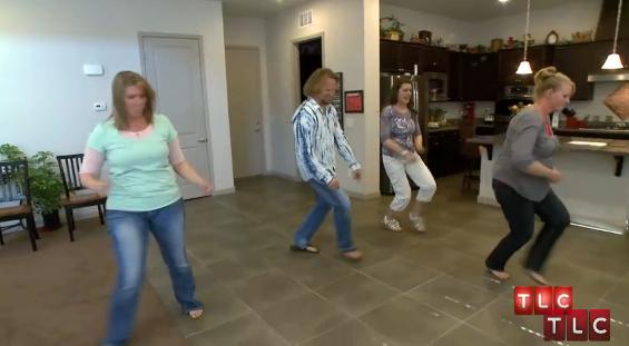 Polygamist Dancing