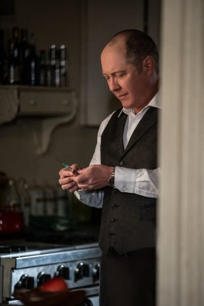 Taking a Shot - The Blacklist Season 6 Episode 15
