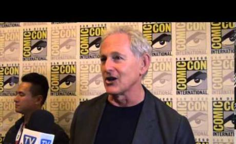 Victor Garber Dishes on Legends of Tomorrow