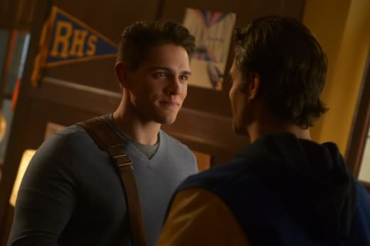 An Ultimatum - Riverdale Season 3 Episode 12