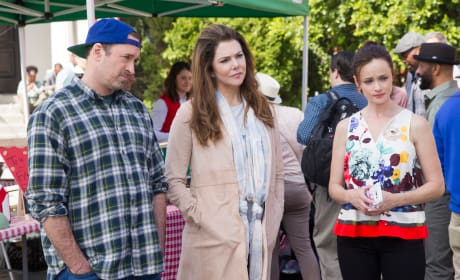 A Festival of Sorts - Gilmore Girls