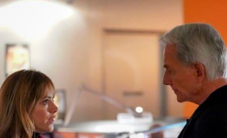 Ellie Confronts Gibbs - NCIS Season 16 Episode 13