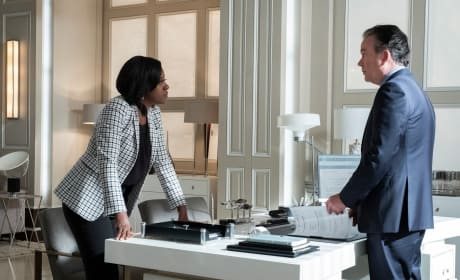 Working Together - How To Get Away With Murder Season 5 Episode 11
