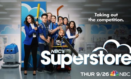 Season 5 Offical Poster - Superstore