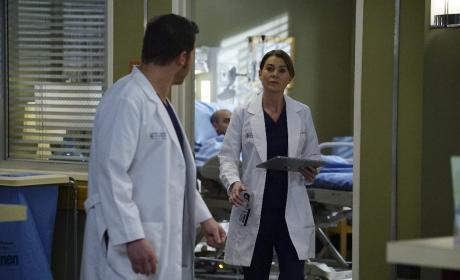 What's your opinion? - Grey's Anatomy Season 13 Episode 15