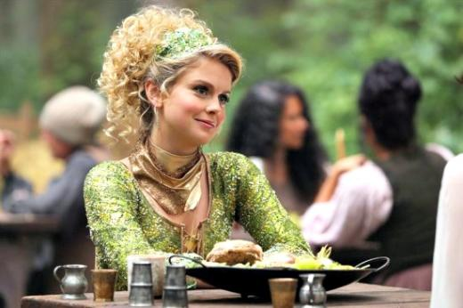 Rose McIver as Tink