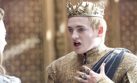 Who killed Joffrey on Game of Thrones?