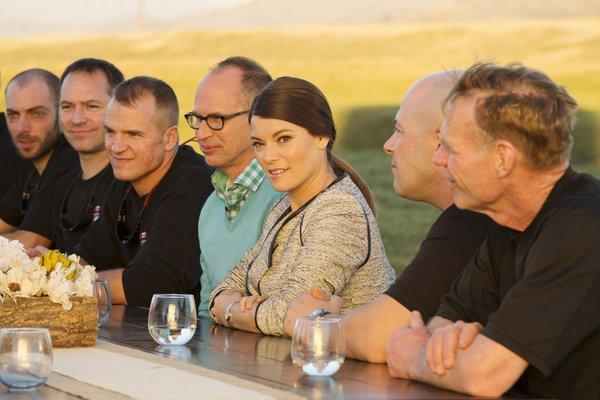 Gail Simmons on Top Chef Masters