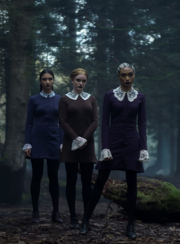 Chilling Adventures Of Sabrina Review The Relevant