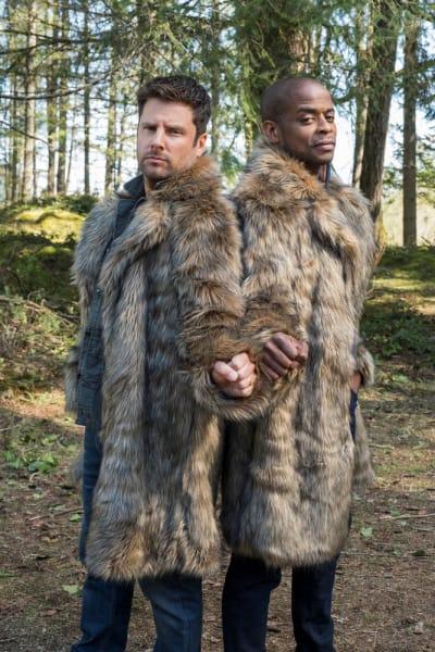 Fur Bearing - Psych 2 Season 1 Episode 1