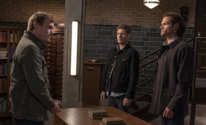 Supernatural Season 15 Episode 8 Review: Our Father, Who Aren't in Heaven