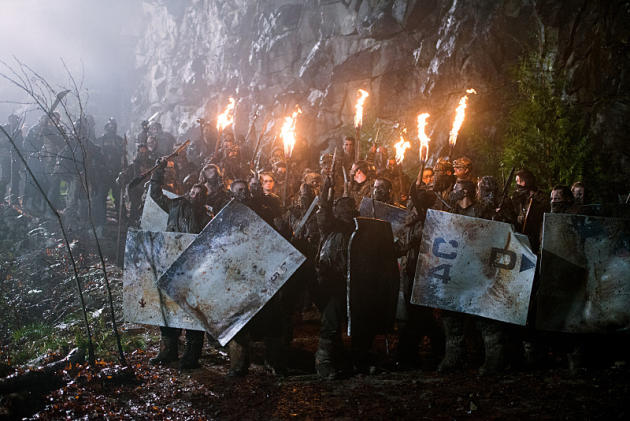 The 100 Season 2 Episode 15 Photo Gallery The Forecast