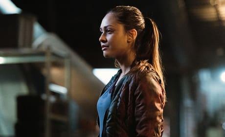 Raven Rises - The 100 Season 3 Episode 15