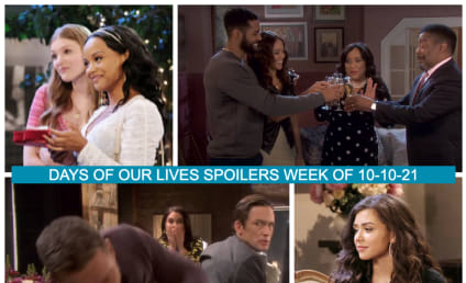 Days of Our Lives Spoilers for the Week of 10-11-21: Diabolical Plans and Powerful Forces