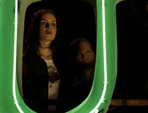 Sharpshooter - Buffy the Vampire Slayer Season 3 Episode 21