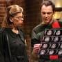 Sheldon and Mrs. Hofstadter
