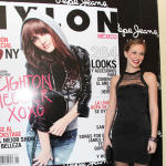 Leighton Meester: Nylon Magazine Cover
