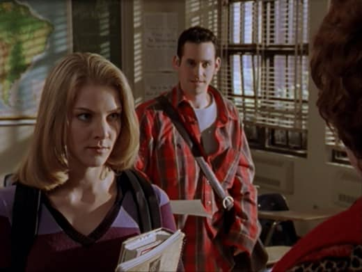 Amy's Magic - Buffy the Vampire Slayer Season 2 Episode 16