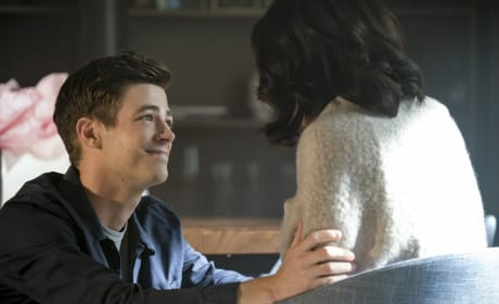 We Are Barry And Iris - The Flash Season 4 Episode 3