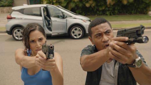 Stolen Car - Hawaii Five-0