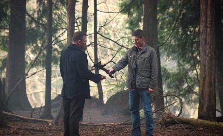 Hand It Over - Supernatural Season 10 Episode 19