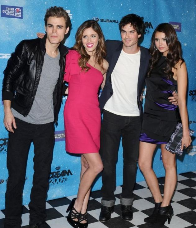 Vampire Diaries Cast Members
